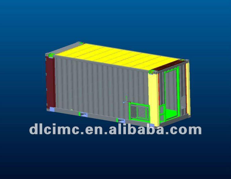 20ft оффшорной обслуживание контейнер