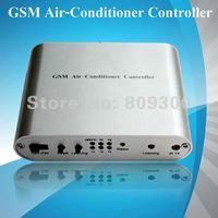 пультом дистанционного управления GSM sms для контроллера кондиционера, инфракрасный sms сигнализации контроля температуры