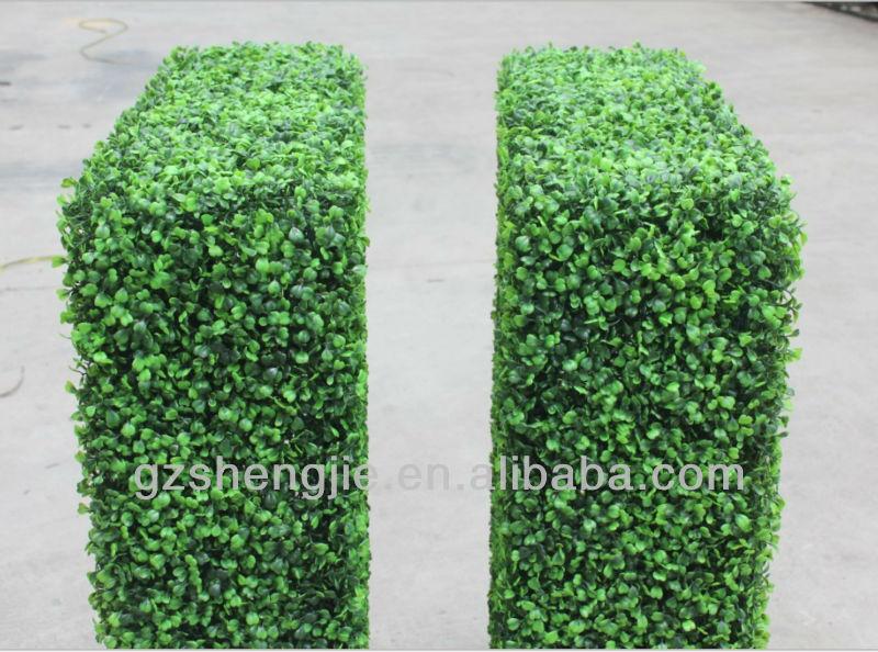 Tapis De Buis Artificiel Buis Artificiel Couverture Shengjie Muraille Verte Artificielle Herbe