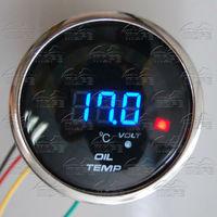 Прибор для авто Original Logo 52 2 Temp +