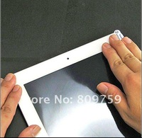 HK Post free shipping,new matte screen protector film for ipad 2,Protective film for ipad 2,with nice retail package
