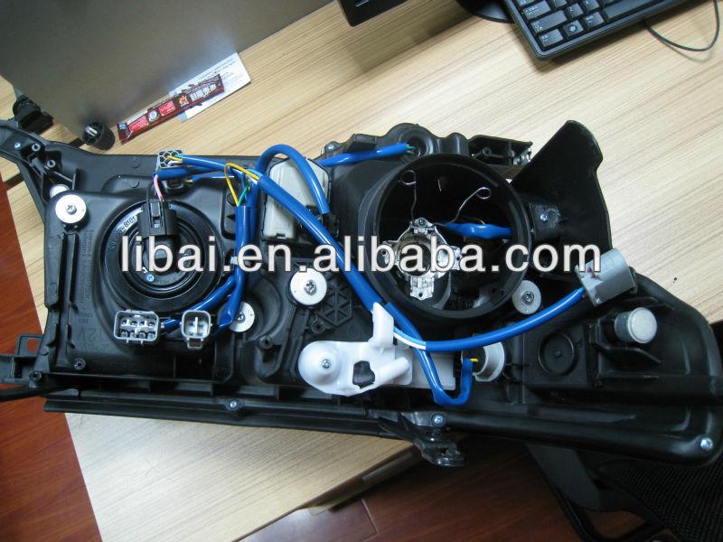 Tuning light for toyota landcruiser UZJ200 2012 model