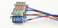 Вольтметр 5pcs 0/99v LED