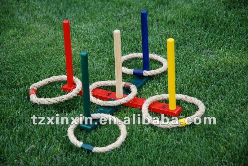 Anillo de tirar juegos quiots jard n juegos exterior for Actividades para jardin infantil