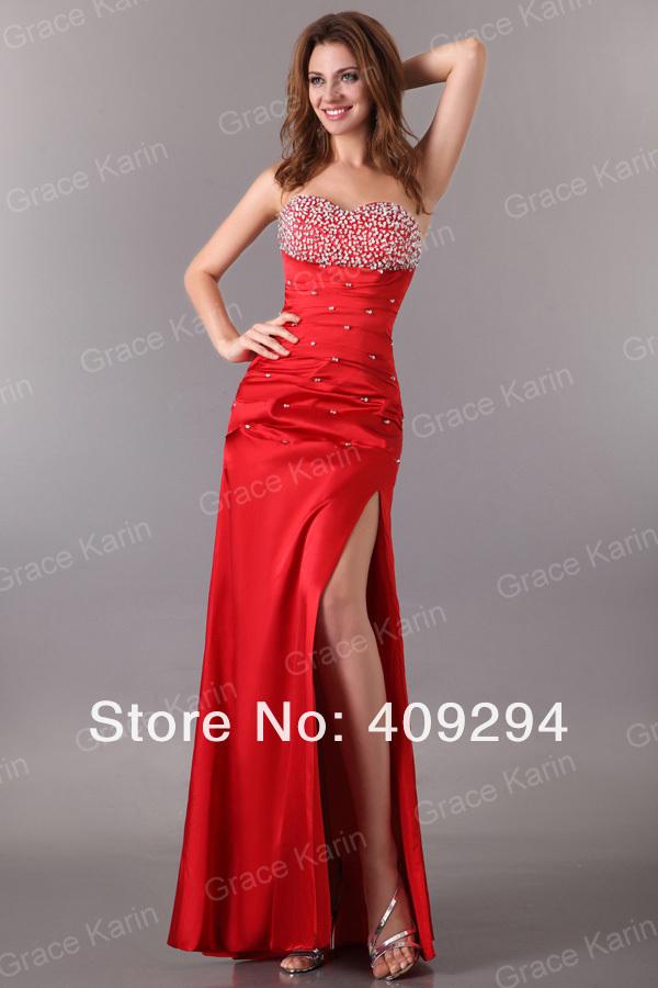 Фото платьев длинных с вырезом