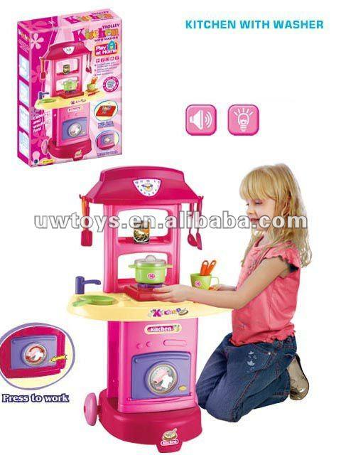ألعاب الطبخ، المطبخ لعبة اطفال