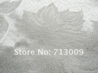 Promotion!Jacquard Napkins /Wedding Napkins/ Dinner Napkins/ First Quality/White