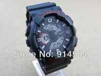 2012 latest fashion sports style watch g 110 analog-digital watch not g ,shock