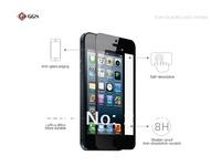 GGS стекло протектор экрана для iphone 5 larmor защитник японского оптического стекла