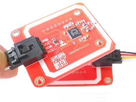PN532 NFC RFID shield - gravitechthaicom