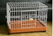 plastic dog carrier dog cage