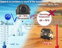 универсальный широкий 170 градусов угол автомобильная видеокамера заднего вида, камеры безопасности для всех автомобилей