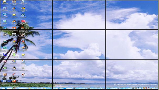 new display products samsung led video wall make led dot matrix display Ultra narrow