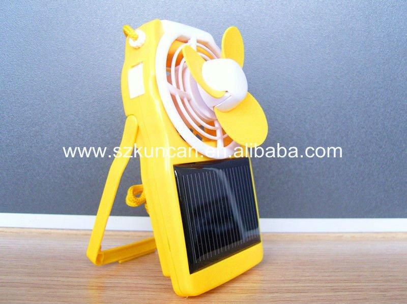 solar powered outdoor fans,mini desktop fan,solar desktop fan