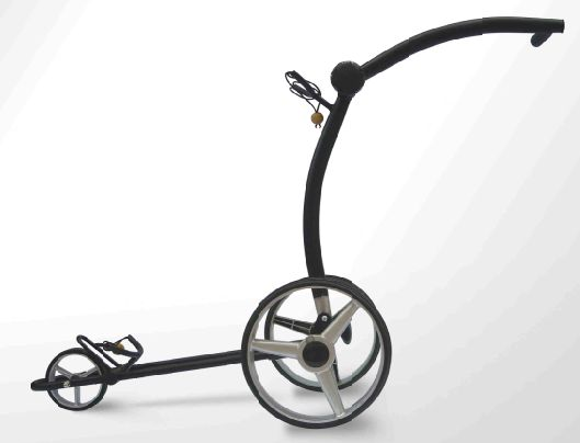 Topsun push golf trolley