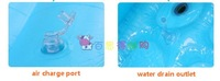 Round Baby swimming pool ,  inflatable swim pool 95 X 70cm 5 levels  for kids children 0-36months Drop Shipping