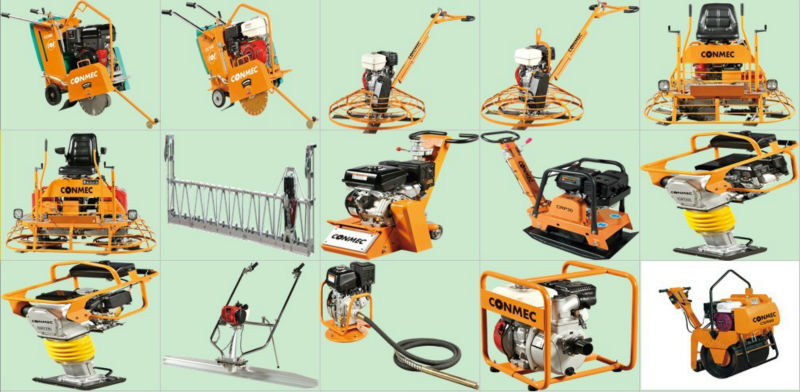 CONMEC Cement Cutter,Road Cutter,Floor Saw Machine,Mikasa Type