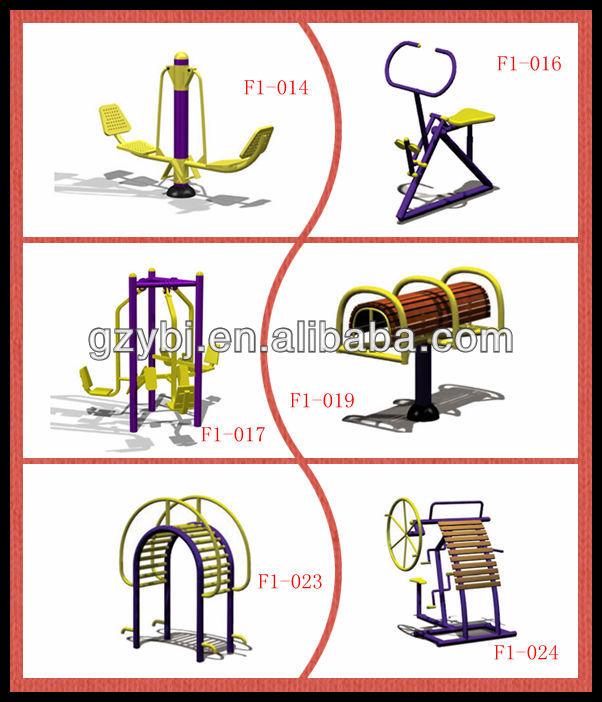 outdoor fitness equipment for kids