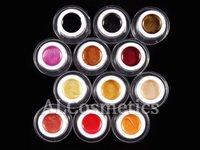 Гель для ногтей 12 Colors Acrylic Nail Art PEARL UV Gel Set Nail Gel Kit For Nail Tips #519