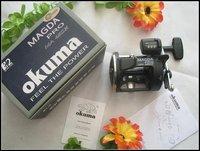 Катушка для удочки OKUMA MAGDA 20DX 30DX 45DX
