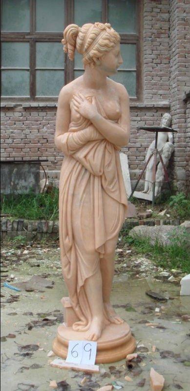 figure stone statue