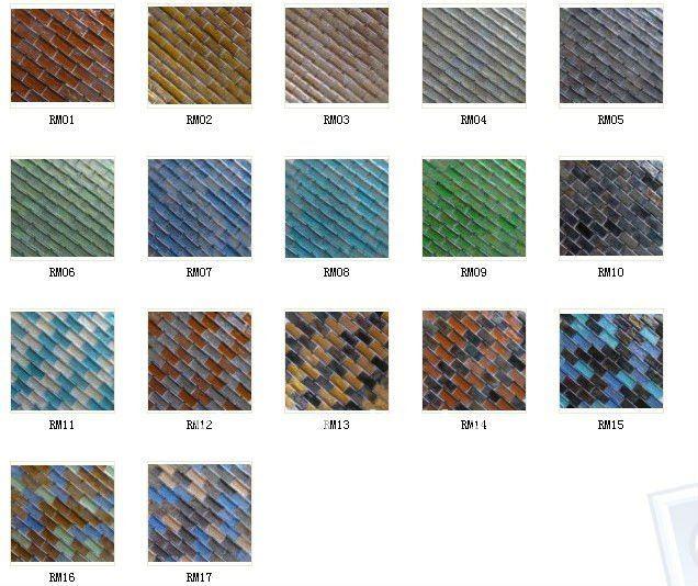 Rm21 chevrons mosa que carrelage mural effet brique for Carrelage effet brique