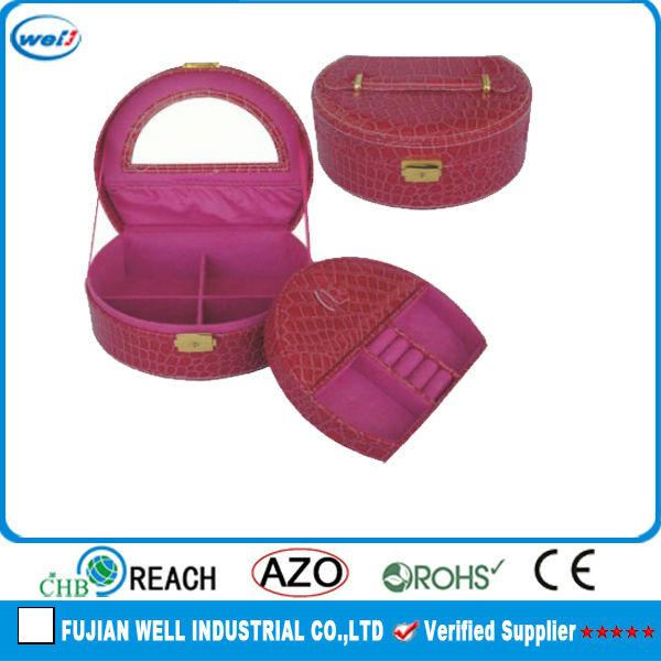 newest promotional customized leather case
