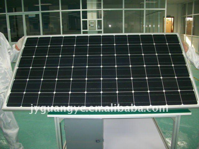190W Mono solar panels USD 0.60