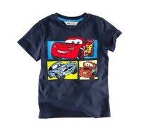Футболка для девочки HOT, baby clothing 5 pcs/lot Boys T Shirt Kids Children Tops Summer Wear fashion Short Sleeve Clothing