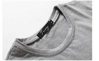 Мужская футболка 2012 British rice character patch designs leisure men's designs slim short sleeve T-shirt