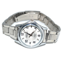 Наручные часы 2013 Brand New Fashion women Quartz Watch Stainless Steel Waterproof Wrist Watch for girls female factory