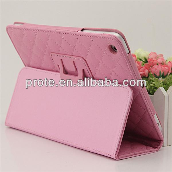 for mini ipad smart cover,leather for mini ipad case