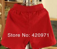 Шорты для девочек NEW Summer Children's beach pants / boys and girls Lovely recreational shorts Cotton shorts
