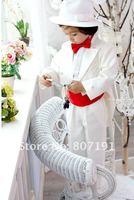 Праздничная одежда для мальчиков 2011 New Style Boys' Attire Boy Wedding Suit kid suits Groom wear formal wear Complete Designer Tuxedos #B011