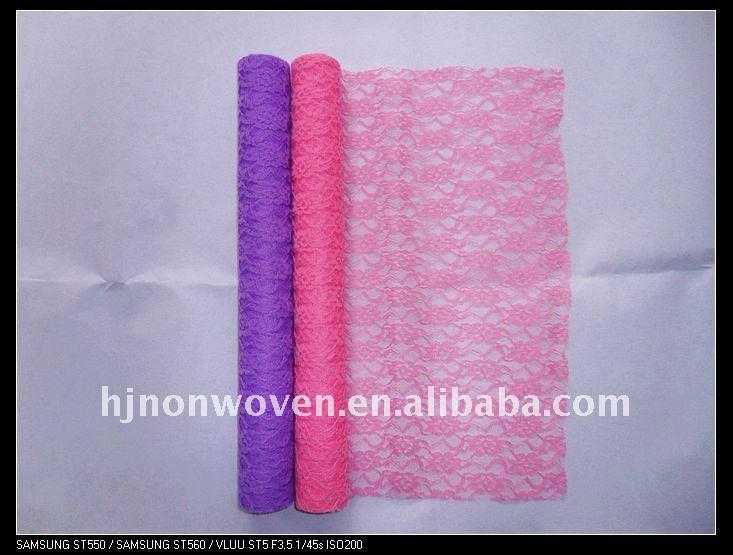 Graceful flower mesh/floral wrap mesh/mesh roll for wedding flower wrapper