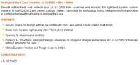 Чехол для для мобильных телефонов Red Hybrid Hard Case Cover for LG G2 D802 + Film + Stylus