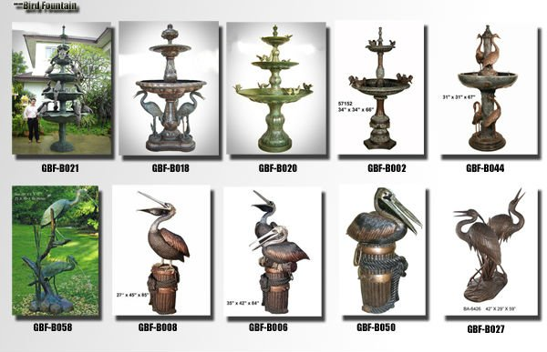Classical Tiered Fountain GBFN-E004A