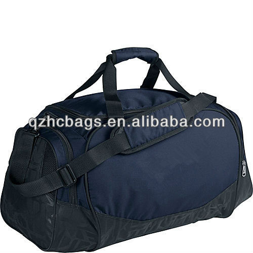2014 Best Selling Gym Bag with Shoe and Wet Compartment
