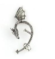 Min order  $15 (mix order) Fashion  Alloy dragon Stud  Earrings .  Free shipping !  E004