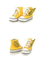 Женские кеды 3 Colors . . Best Selling PU Angle Wings Women Fashion Shoes . Retail