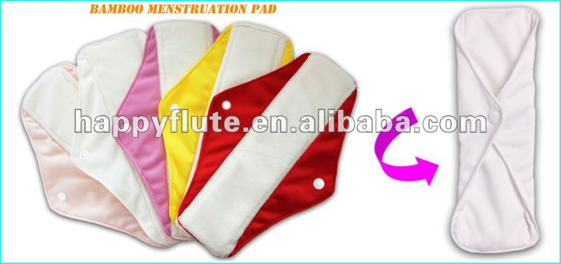 Happy Flute washable menstruation pad