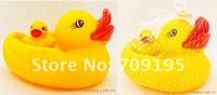 Детская игрушка для купания Rubber Duck 30sets/ems DHL 2 /Set ,