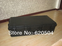 Hard plastic equipment cases  military cases,rifle cases HS8343 without foam