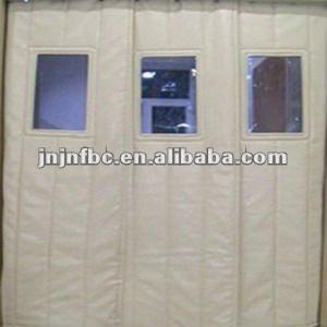winter protection door curtain