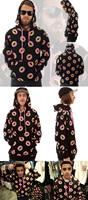 Мужская толстовка 2013 Odd fashion Future Ofwgkta Golf sets Wang, men and women hoodie fleece doughnuts
