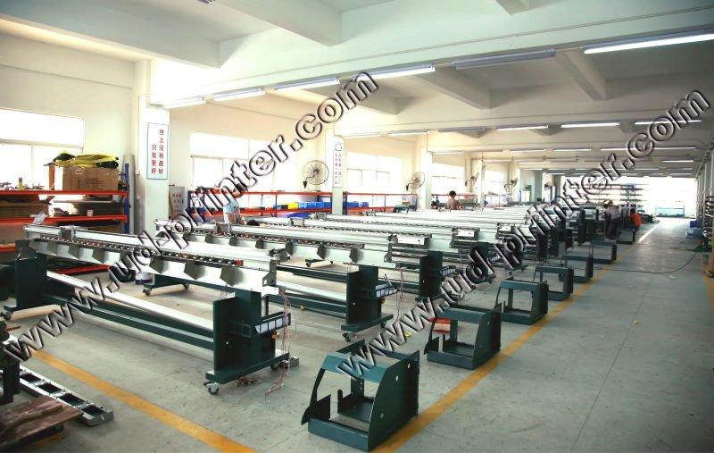 Phaeton Solvent UD-3278D inkjet printer/Youtube keyword: UD Printer