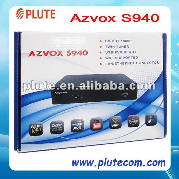 Azbox Bravissimo, Azamerica s930, Azvox S940 Original Nagra3 SKS&IKS HD Receiver