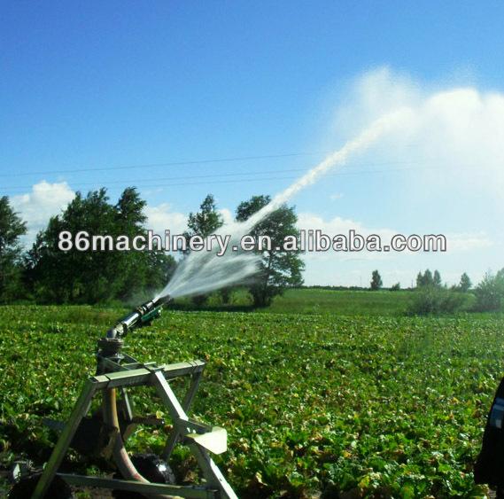 Water Reel Sprinkler