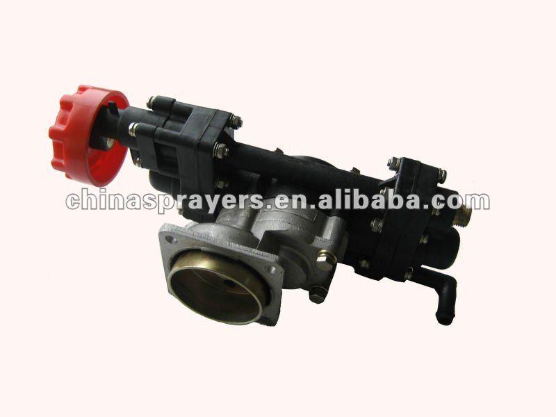 Knapsack Mitsubishi engine power Sprayer TF-900A, CE certified.