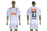 Мужская футболка для футбола Santos ! 12/13 11# NEYMAR JR + , : S/M/L/XL